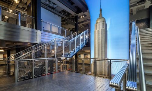LED Video Walls at Empire State Building