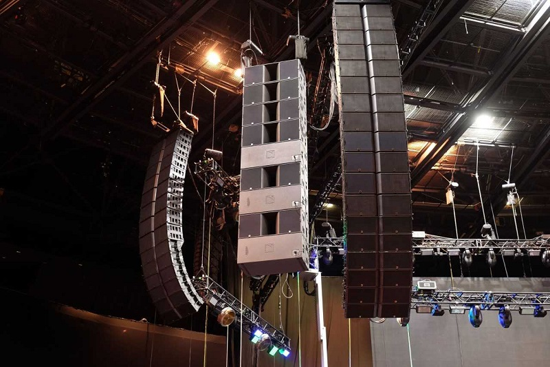 L-Acoustics K1/K2, Tribute to Chris Cornell