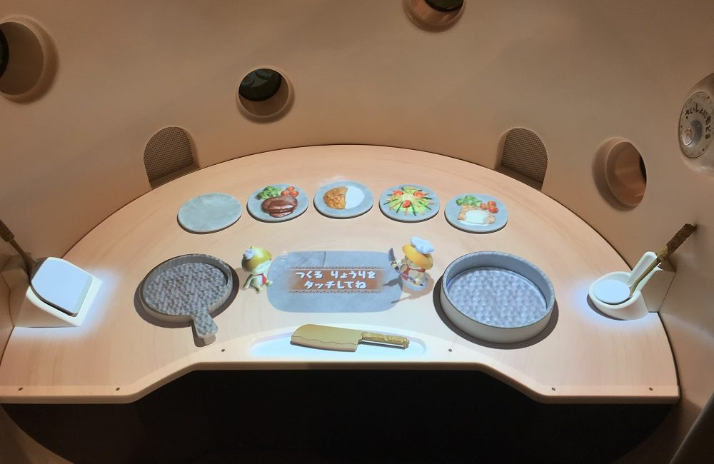 Zytronic Touch Sensors Bring 'Hungry Kitchen' to Life for Japanese Children