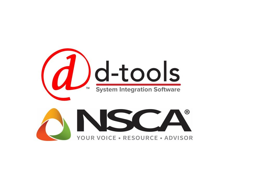 D-Tools, NSCA Partner to Help Companies Standardize, Streamline Business Processes