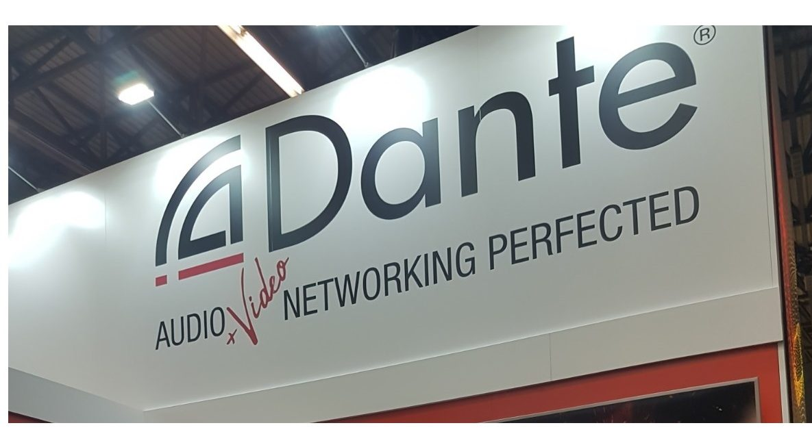 Audinate is Holding Dante Training Sessions at ISE 2020