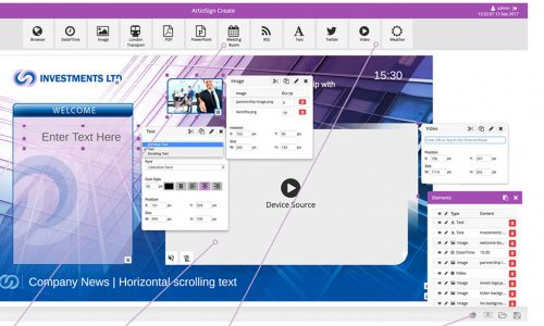Exterity ISE 2019