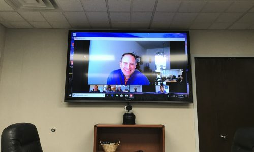 Chuck Wilson Transformed NSCA's Main Conference Room into a Collaboration Hub (Here's How)