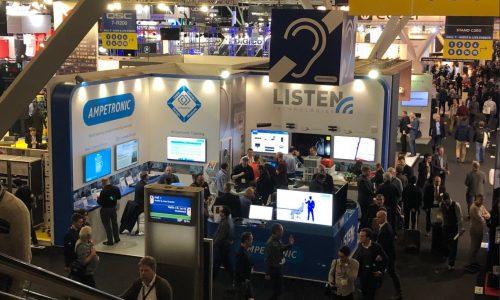 Listen Technologies at ISE 2019 via @ListenTech