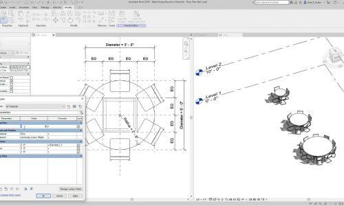 Revit BIM, Building Information Modeling, Herman Integration Services