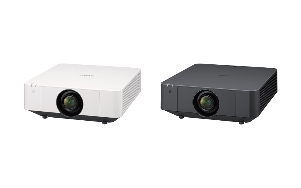 2 Sony Laser Projectors with Newly Developed LCD Panels Introduced at ISE 2019