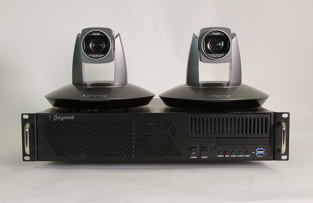 1 Beyond Automate Records Multi-Camera Video for Conferencing Applications