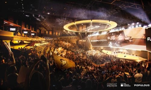 Philadelphia Fusion Arena Will Be Largest Esports New-Construction in Western Hemisphere