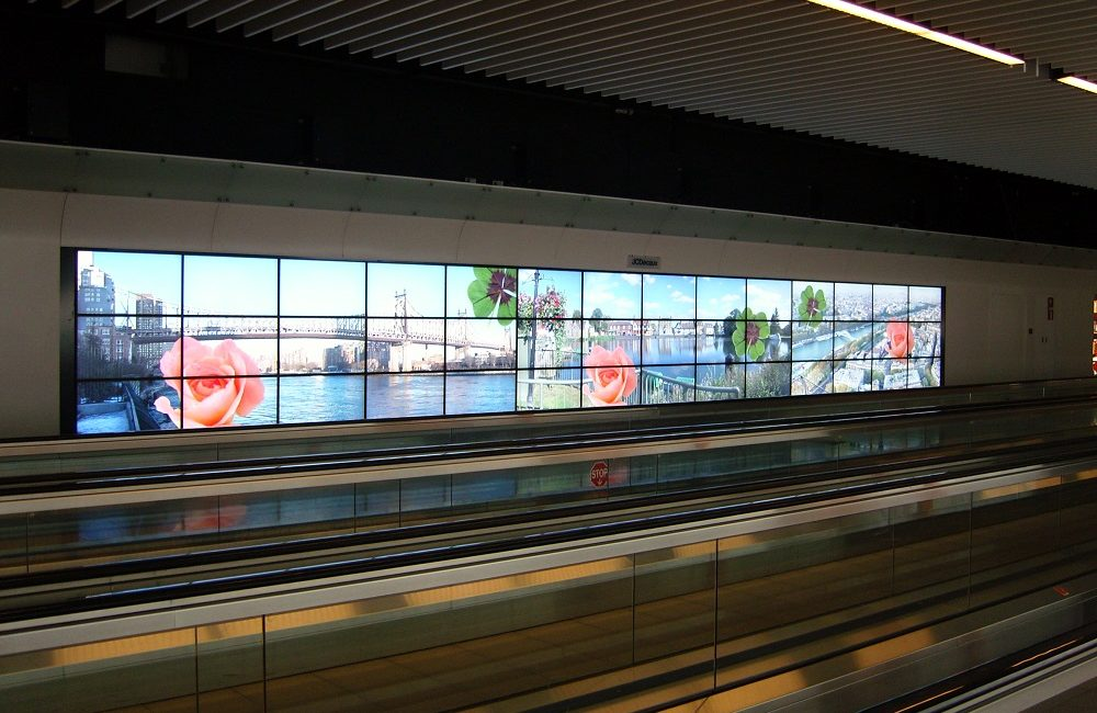 Hiperwall HiperSource Browser Displays Multiple Web Pages on Video Walls