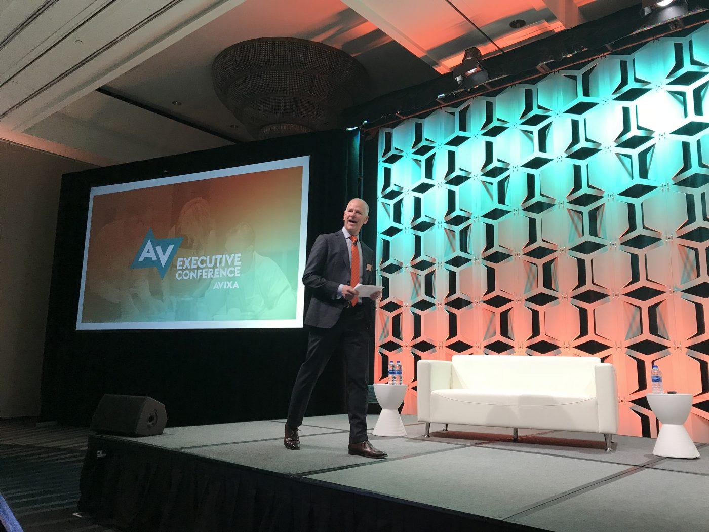 AV companies, AV industry events