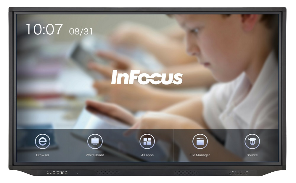 4 Classroom Technology Pain Points, and How InFocus JTouch Solves Them