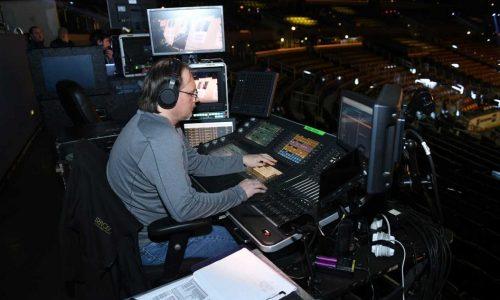 Grammy Awards technicians technology