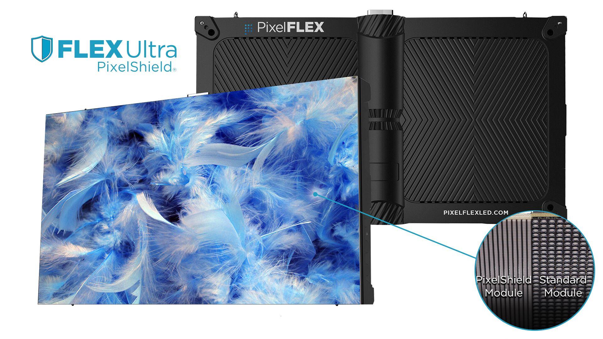 PixelFLEX, FLEXUltra PixelShield