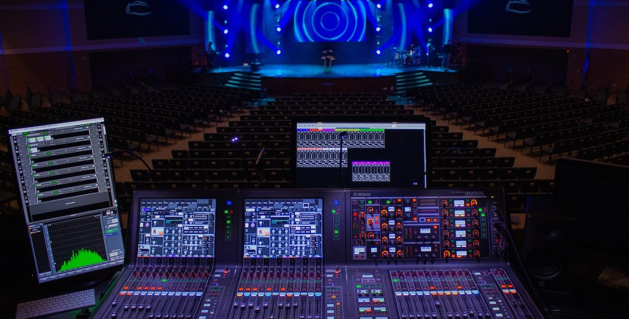 Yamaha RIVAGE PM7 Serves as New 'Vessel' at Houston-Area Ark Church