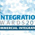 2019 integration awards, AV projects