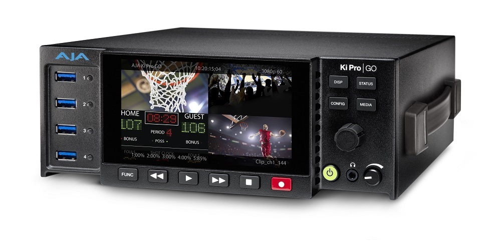 NAB 2019: AJA Video Systems Targets AV Pros with Broadcast Tools