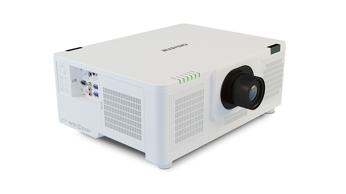Christie DS Series Projectors Produce up to 9,000 Lumens of Brightness