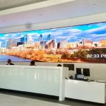 video wall ROI