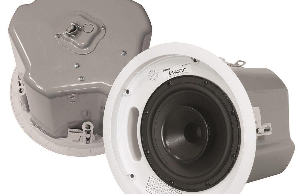 Lowell ES In-Ceiling Speakers Line Adds 4 Models