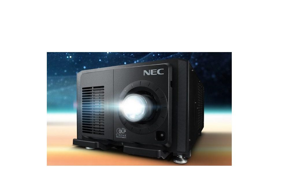 NEC Display's New Digital Cinema Projector Has Replaceable Laser Module