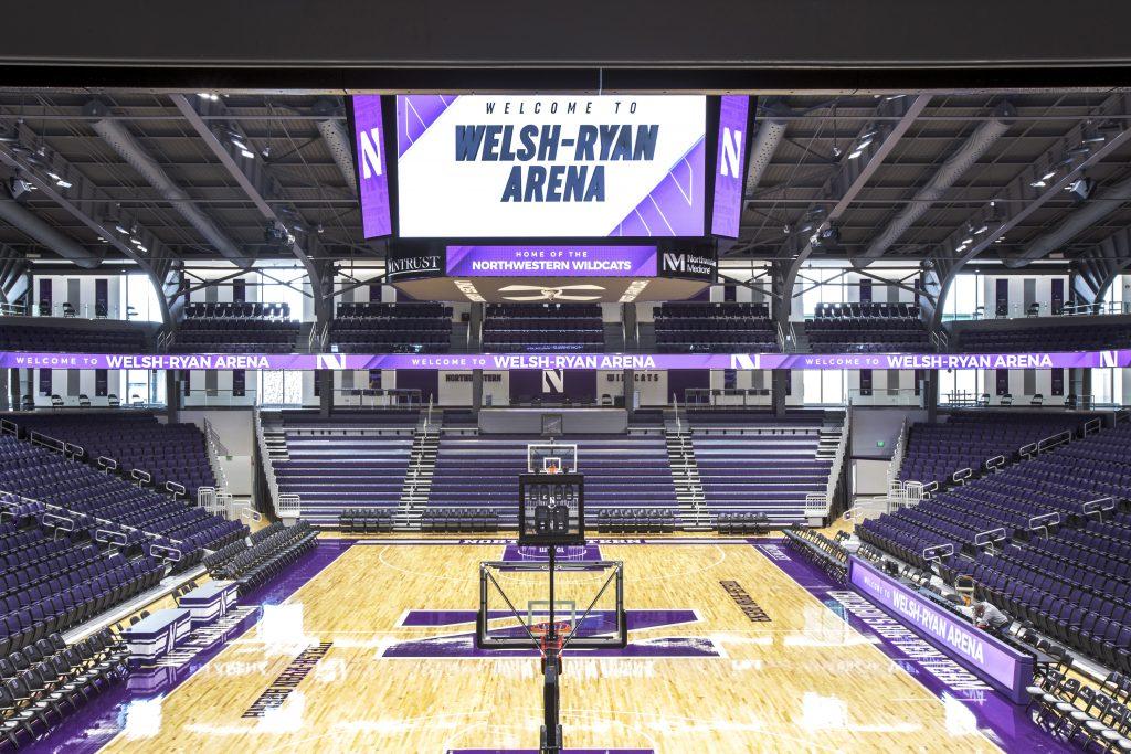 Welsh-Ryan Arena