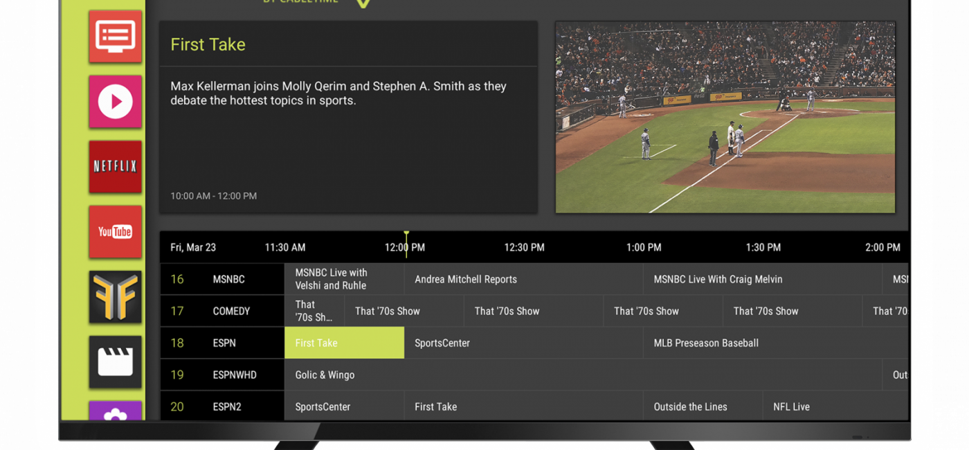 InfoComm 2019: Cabletime Debuts Customizable IPTV Streaming and Digital Signage Solutions