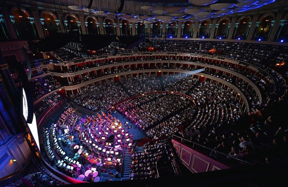 London's Royal Albert Hall Gets New Sound System