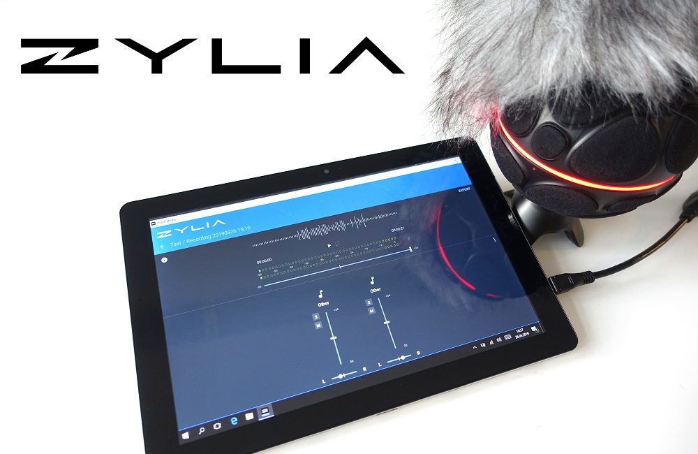 Capture 360-Degree Audio Recording with Zylia ZM-1 Microphone