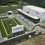 Minnesota Vikings, TCO Performance Center, Electronic Design Company