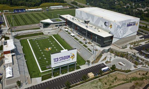 Minnesota Vikings, TCO Performance Center, Electronic Design Company