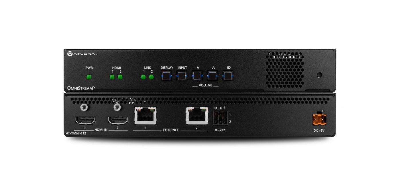 Atlona Expands All-IP AV Distribution Applications at InfoComm 2019