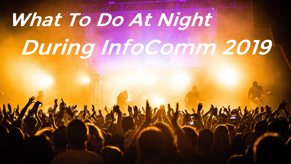 Things to Do At Night in Orlando During InfoComm Week 2019
