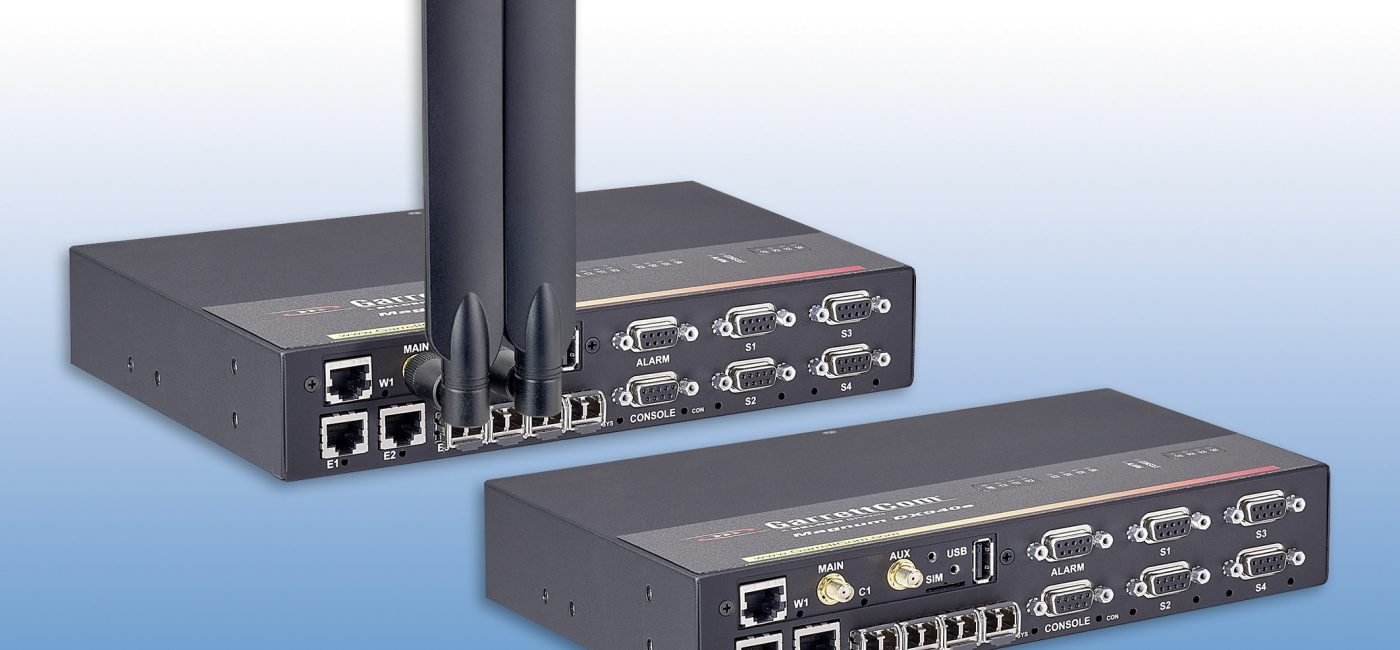 Belden Provides 'Robust Connectivity' with Verizon-Certified Magnum DX940e Industrial Cellular Router