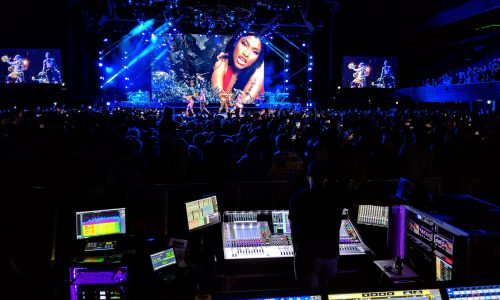 DiGiCo Treats Nicki Minaj Like a Queen on Her Nicki WRLD Tour