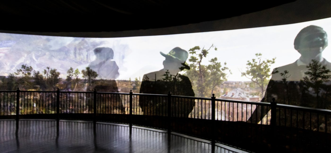 Atlanta History Center Cyclorama Adds All Sorts of Twists and Turns to Usual AV Install