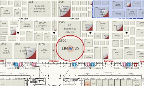 The 10 Biggest Booths at InfoComm 2019