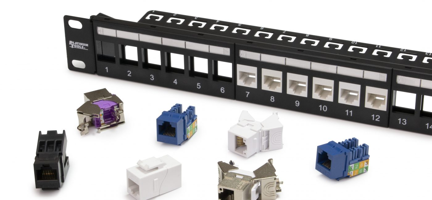 Platinum Tools to Unveil Unloaded Patch Panels Line at InfoComm 2019