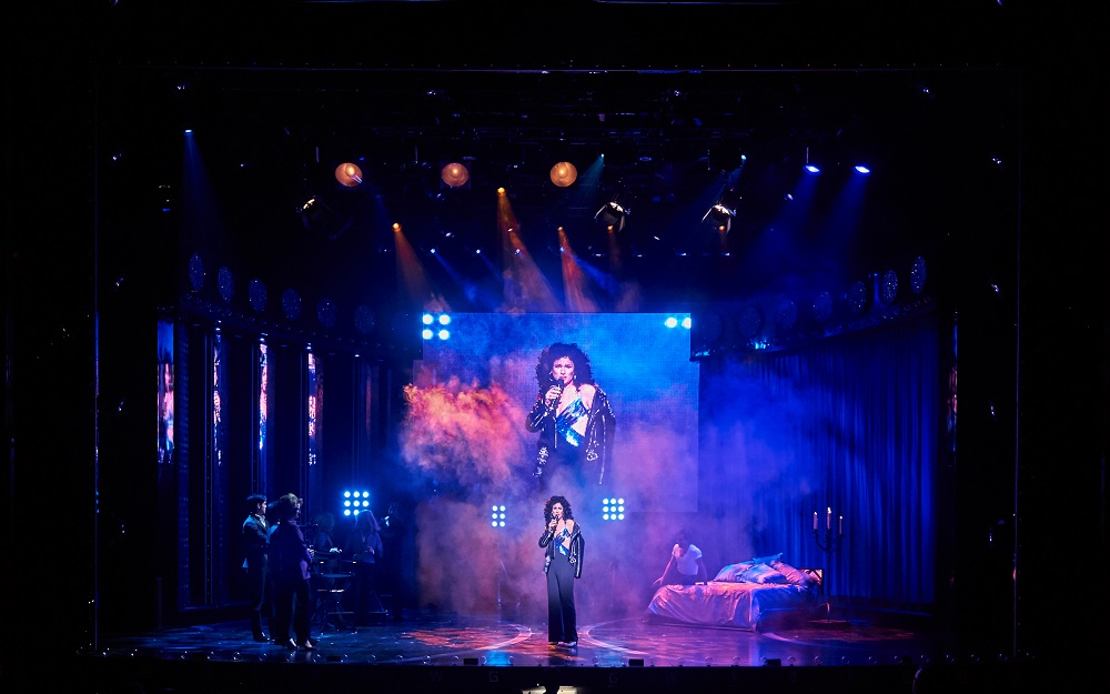 The Cher Show on Broadway; image courtesy of WorldStage