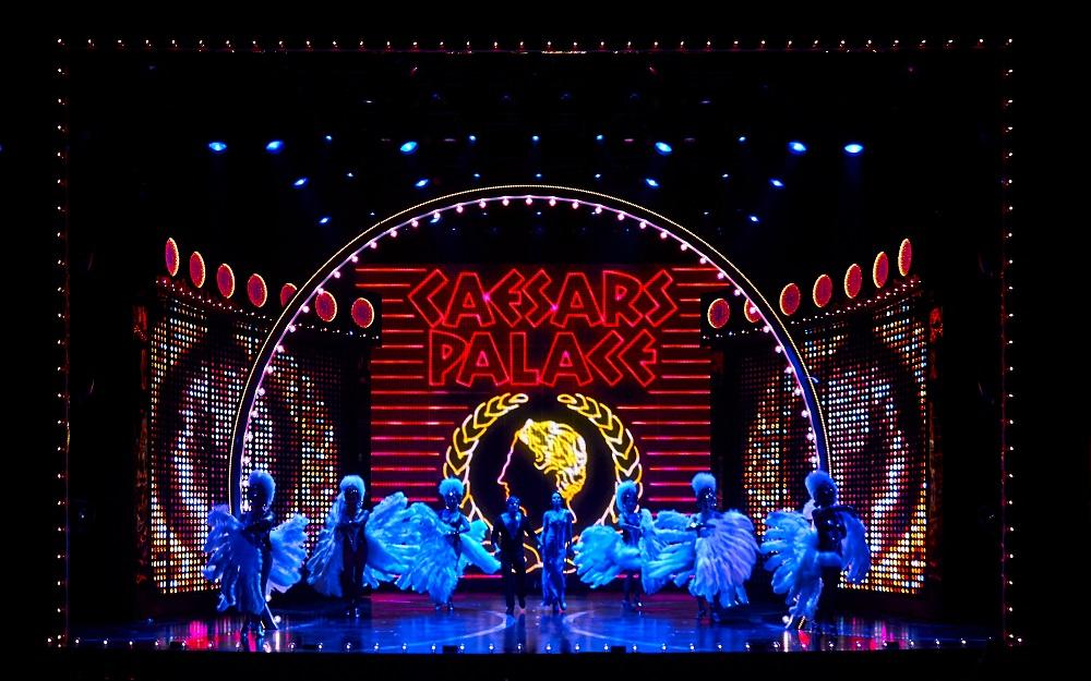 The Cher Show on Broadway Brings AV Flair