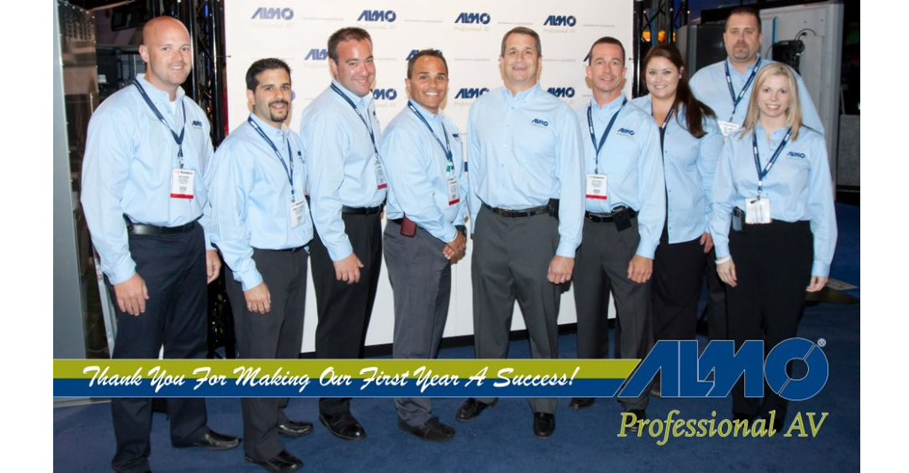 What Do You Expect from an AV Distributor? Almo's History Proves It Should be A LOT