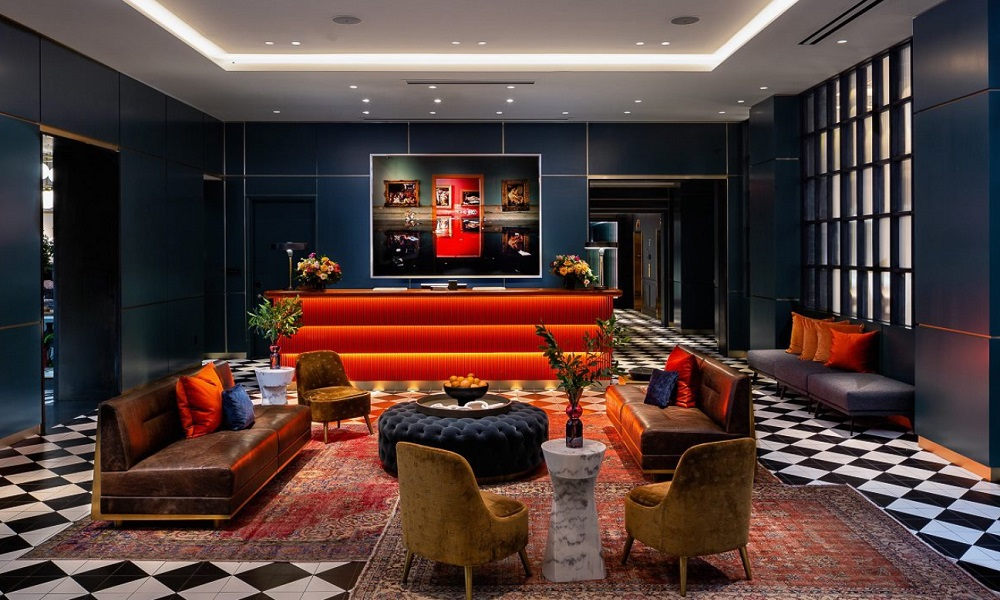South Central A\V Pushes the Definition of Hospitality Experiences for Dream Hotel