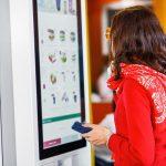 digital menu boards for restaurants, QSR menu board
