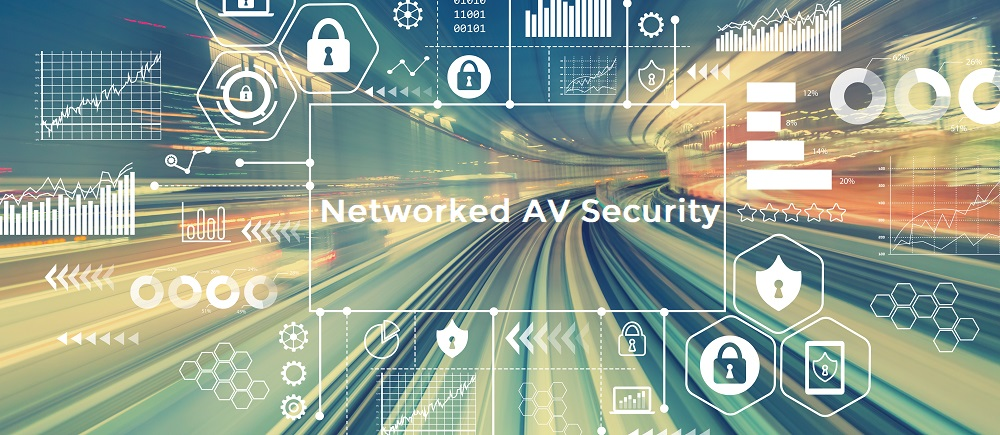 The 3-Tiered Approach to Networked AV Security