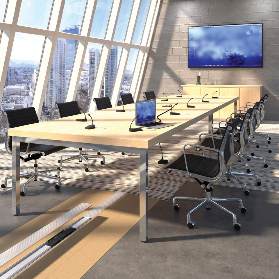 Connectrac Flex Conference Room