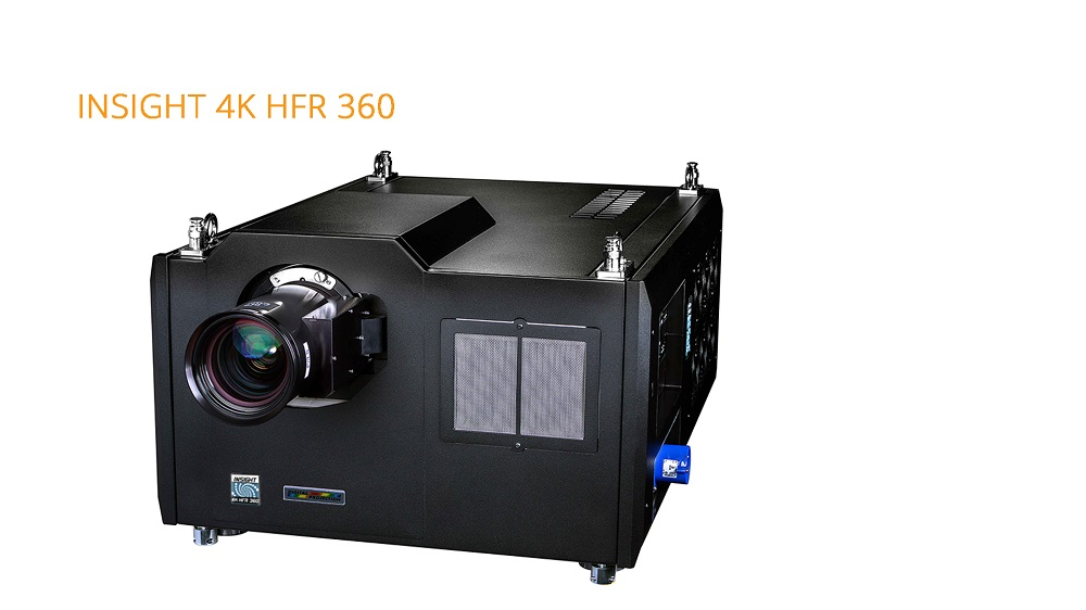 Digital Projection at InfoComm 2019: INSIGHT 4K HFR 360 and Return