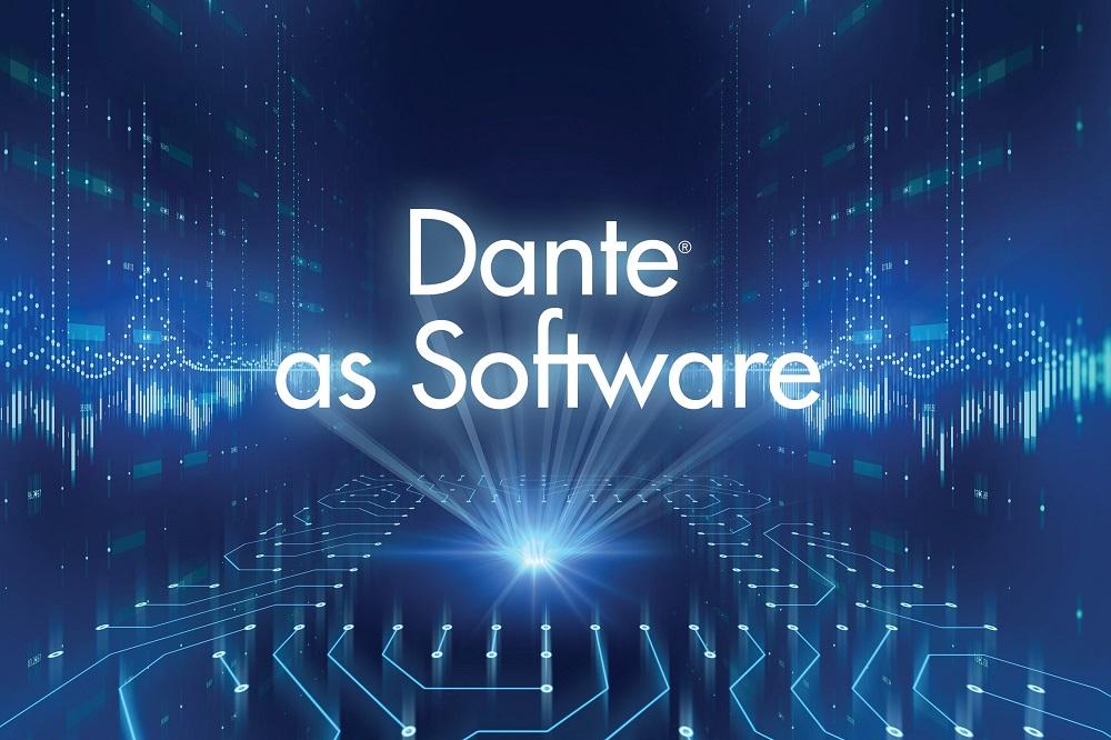 Audinate Announces Dante-as-Software, Dante Application