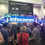 Virtual Event, InfoComm 2020 Connected
