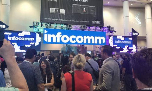All Eyes on InfoComm, Other AV Events as Tech Events Modified or Cancelled Due to Coronavirus
