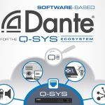 Software-Based Dante, Q-SYS