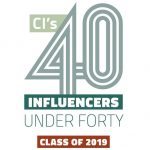 AV industry, 40 CI Influencers Under 40 2019